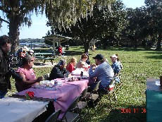 Thanksgiving Day at Hernando Park 2009